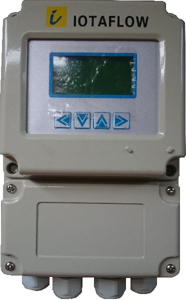 Smart Electromagnetic Water Flow Meter