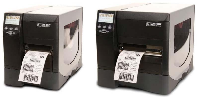 ZM 400/600 Printer