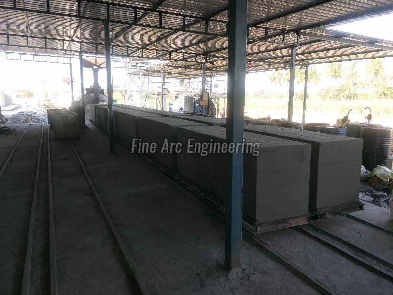 Green Stage AAC Blocks Manufacturer Supplier in Ahmednagar India