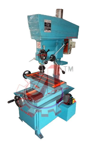 MCD 25 : 25mm Cap. Milling Cum Drilling Machines