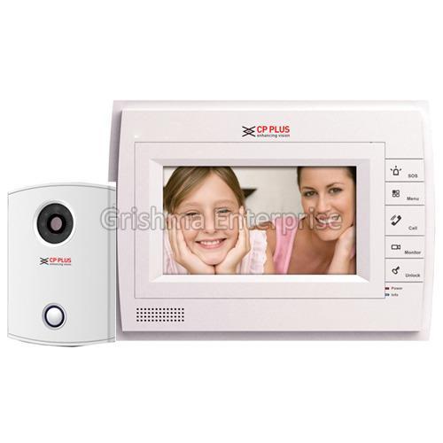 CP Plus Video Door Phone System