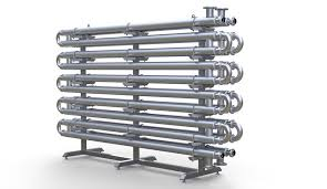 Pipe in Pipe Heat Exchanger