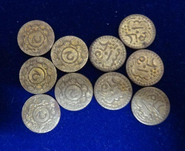 Antique Silver Coins