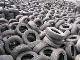 Used Automotive Tyre