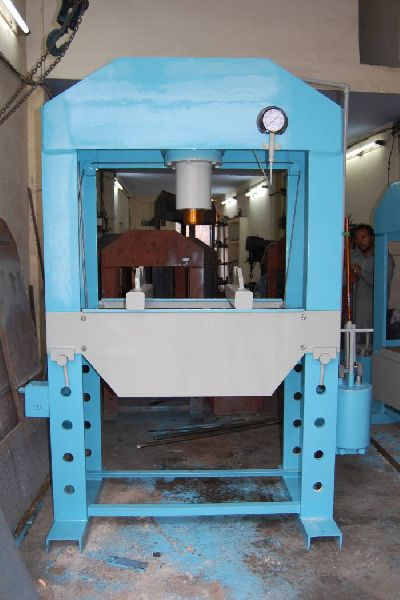 Hydraulic Press Machine 02