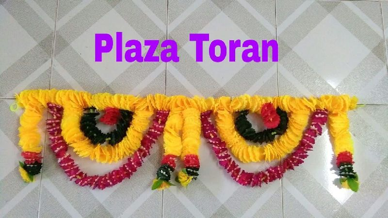 Artificial Flowers Toran 01