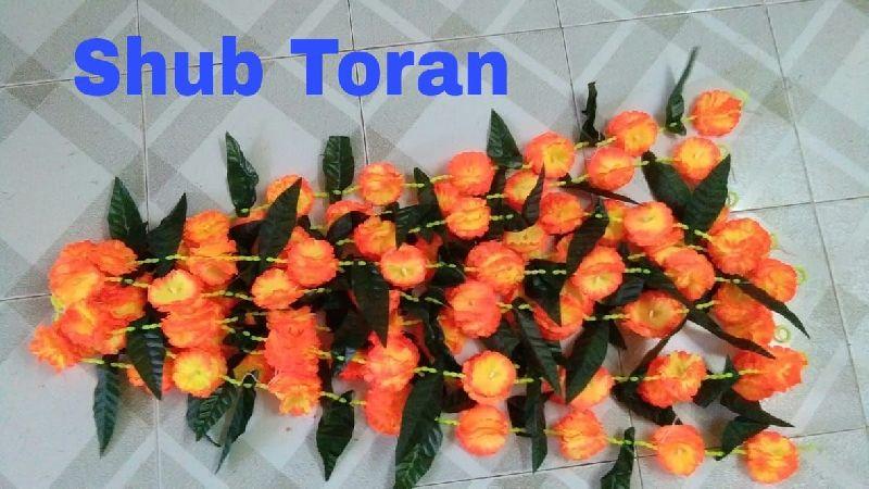 Artificial Flowers Toran 03