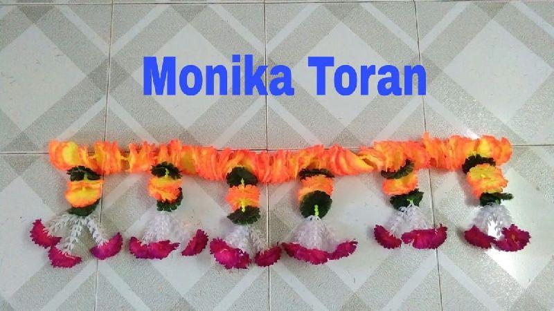 Artificial Flowers Toran 04