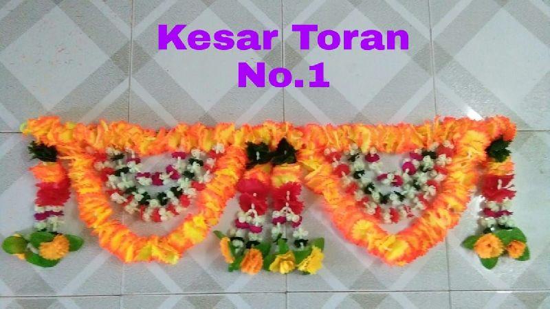 Artificial Flowers Toran 08
