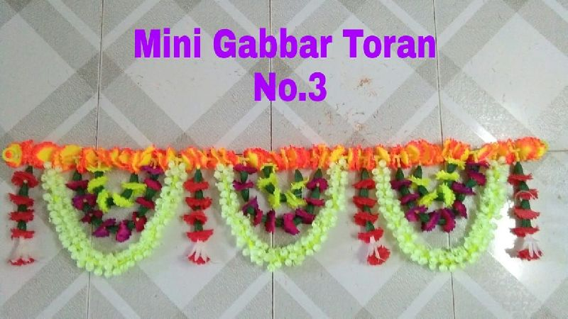 Artificial Flowers Toran 13