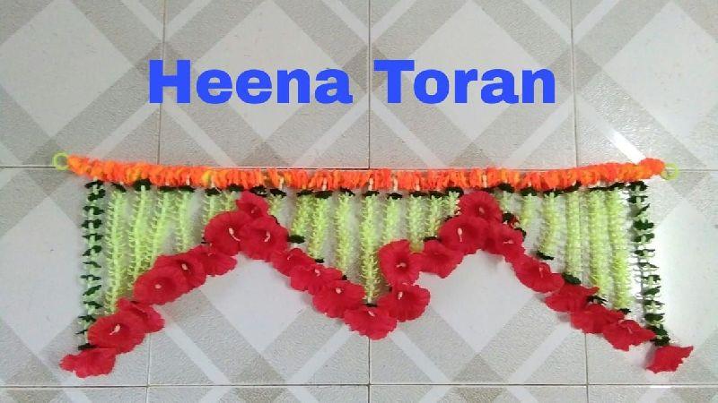Artificial Flowers Toran 14