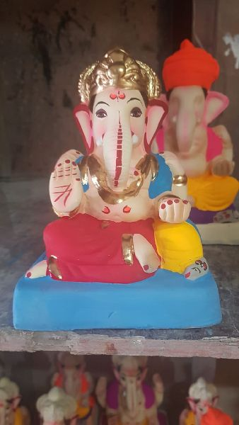 Eco Friendly Ganesh Idols 02