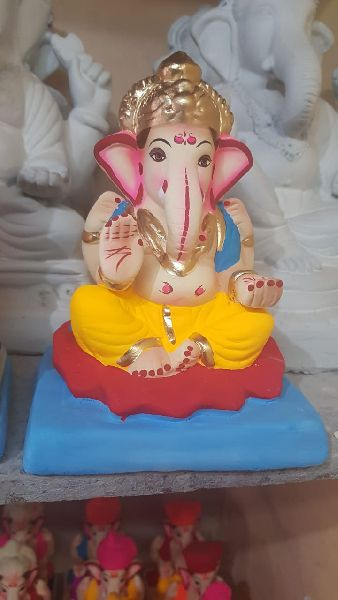 Eco Friendly Ganesh Idols 04