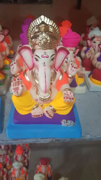 Eco Friendly Ganesh Idols 06