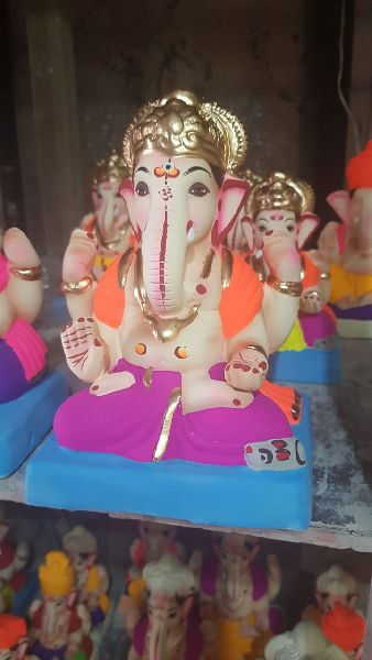 Eco Friendly Ganesh Idols 10