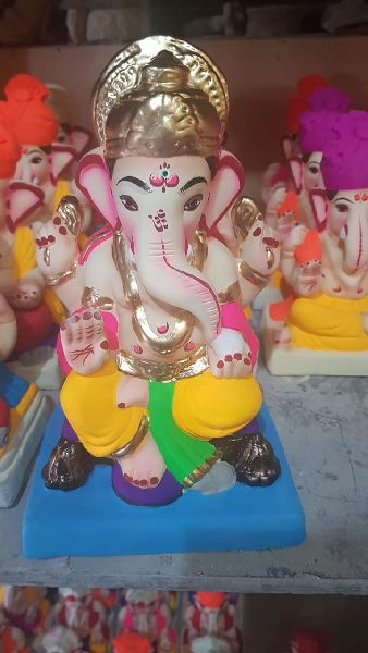 Eco Friendly Ganesh Idols 12