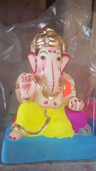 Eco Friendly Ganesh Idols