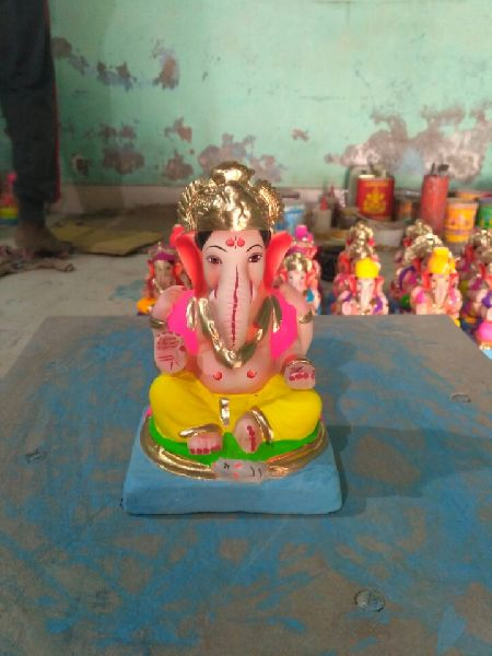 Eco Friendly Ganesh Idols 19