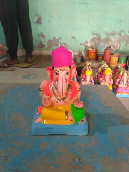 Eco Friendly Ganesh Idols 20