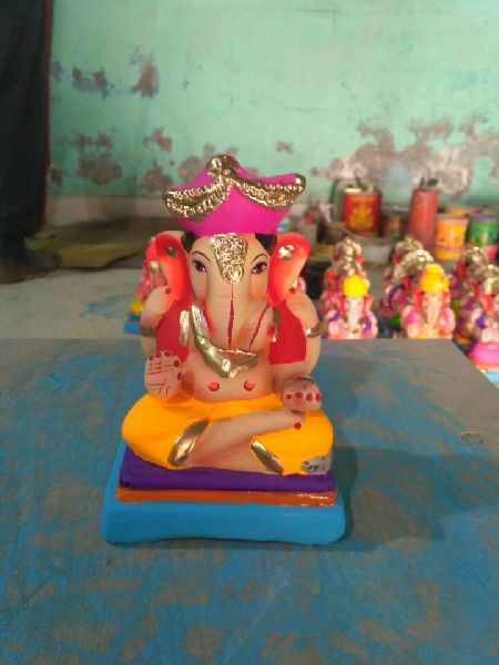 Eco Friendly Ganesh Idols 22