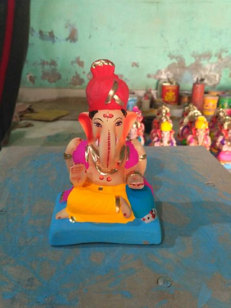Eco Friendly Ganesh Idols 24