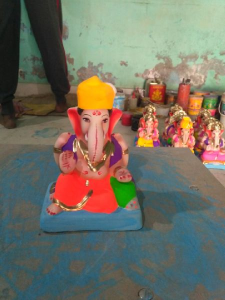Eco Friendly Ganesh Idols 25