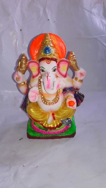 Eco Friendly Ganesh Idols 30