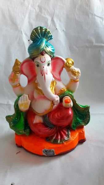 Eco Friendly Ganesh Idols 32