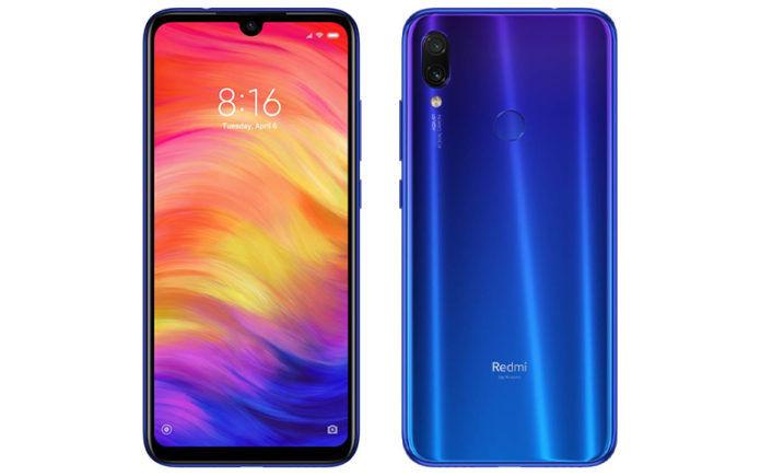 Xiaomi Redmi Note 7 Pro (4/64) Blue Mobile Phone