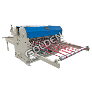 Auto Rotary Reel to Sheet Cutter