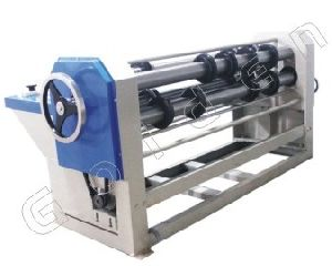 Four Bar Rotary Cutting & Creasing Machine 01