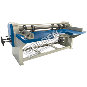 Four Bar Rotary Cutting & Creasing Machine 02