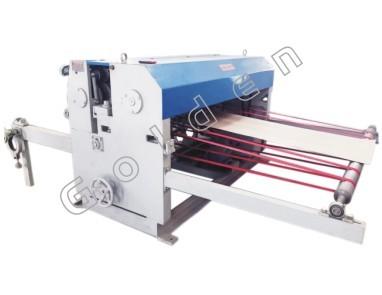 Rotary Reel To Sheet Cutter Machine 01