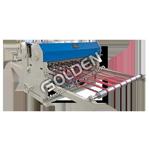Rotary Reel To Sheet Cutter Machine 02