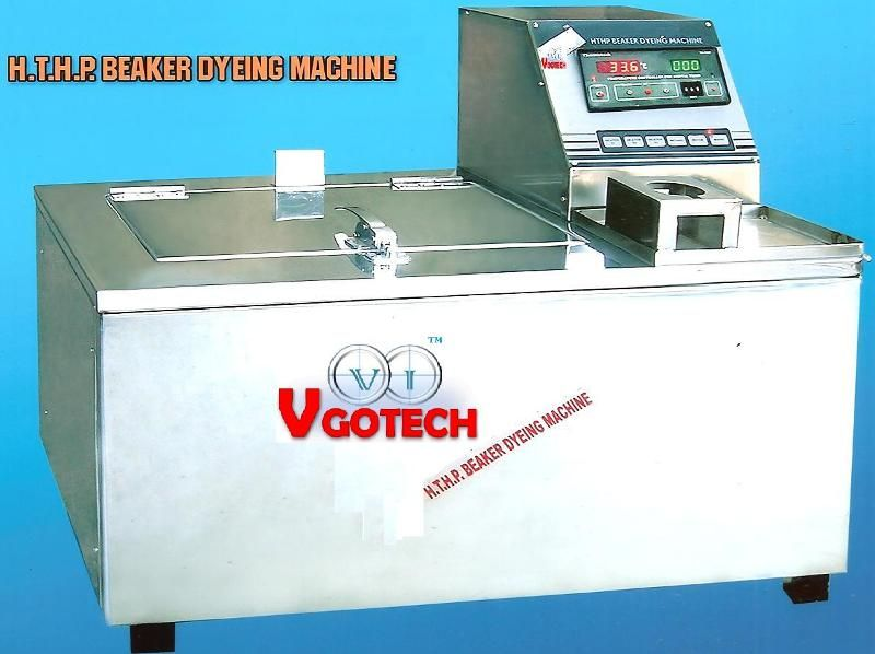 Lab Dyeing Testing Machine