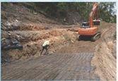 HDPE Uniaxial Geogrid 04