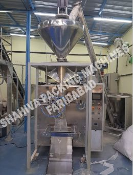 Collar Type Servo Auger Filler Machine