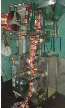 Semi Pneumatic Cup Filler Packing Machine