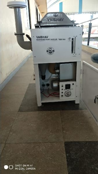 Respirable Dust Sampler - Model No. - VRDS 500