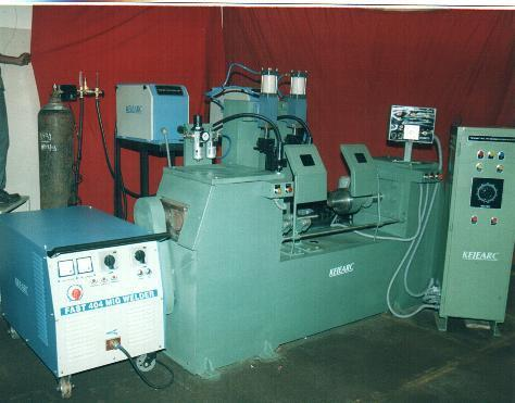 Cage Welding Machine