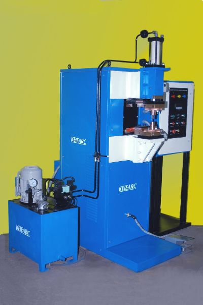 Capacitor Discharge Welding Machine