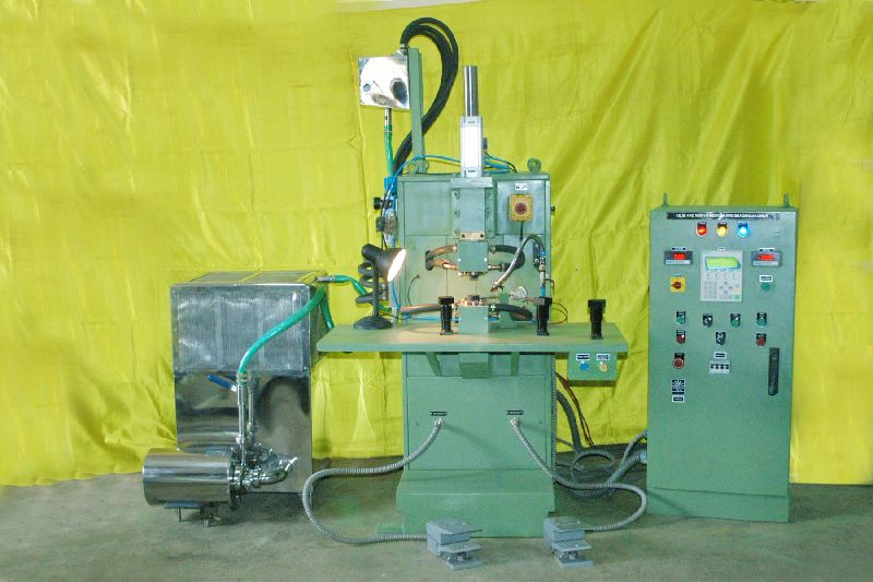 Stationary Brazing Machine