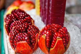 Organic Pomegranate