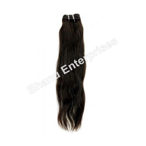 Remy Single Drawn Straight Weft Hair Extension