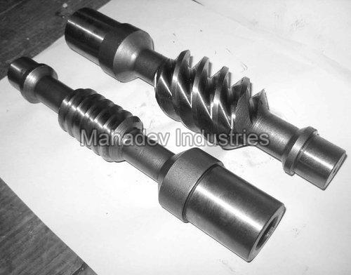 Gear Shaft CNC Job Work