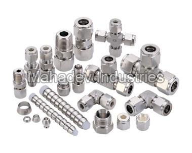 Valve Fitting Component CNC Job Work