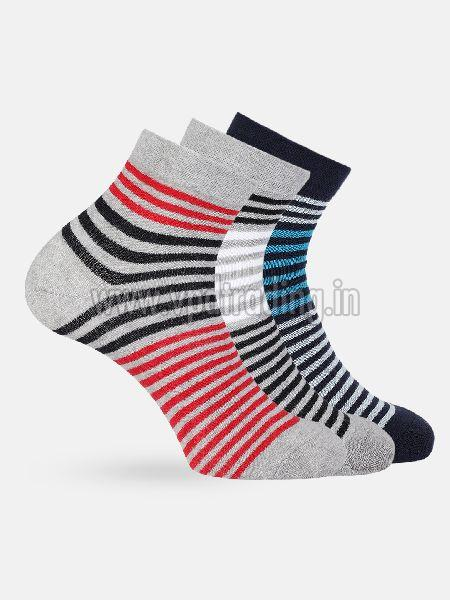 Mens Formal Ankle Socks