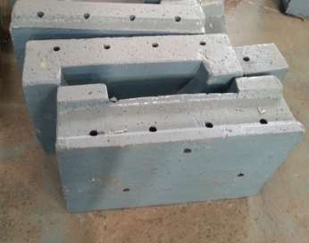 Induction Furnace Refractory Blocks