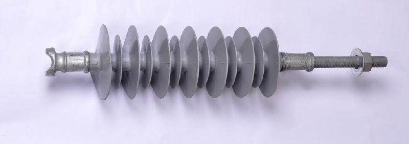 24mm 33KV Composite Polymer Pin Insulator