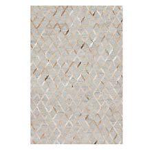 Leather Jacquard Carpets 03
